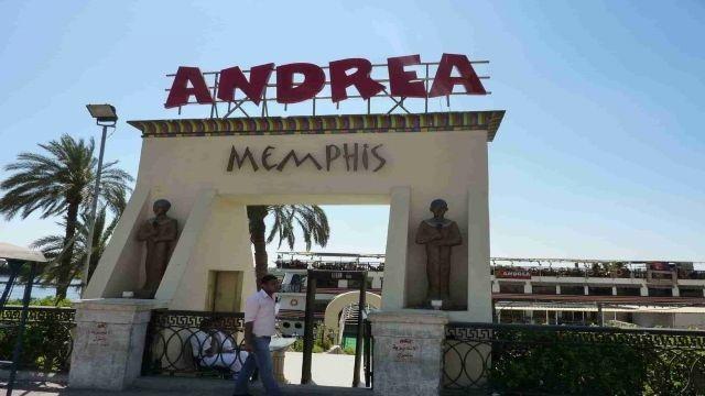 Dinner in Cairo on Andrea Memphis Nile Cruise