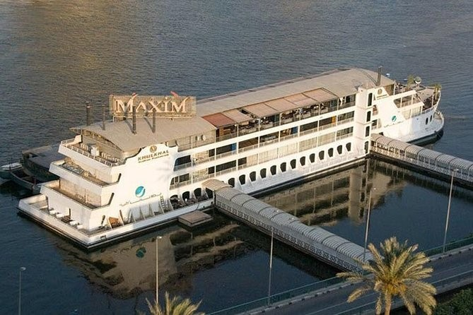Dinner in Cairo on Nile Maxim Cruise