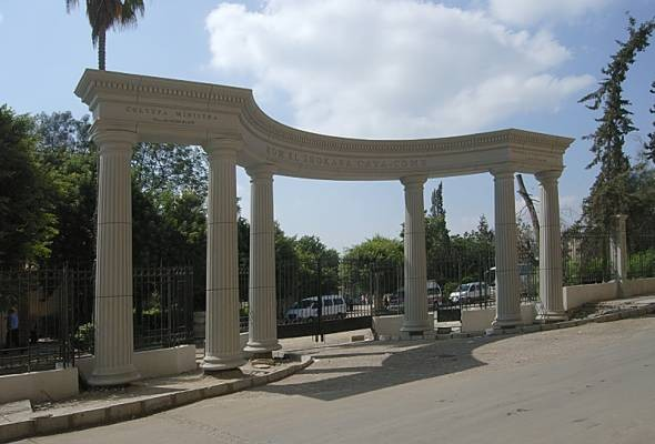 Day Tour Roman Theater, Catacomb of Com El Shoqafa & Alexandria Library